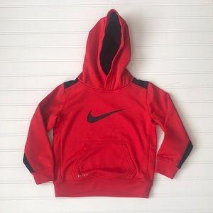 NIKE dri-fit pullover hoodie